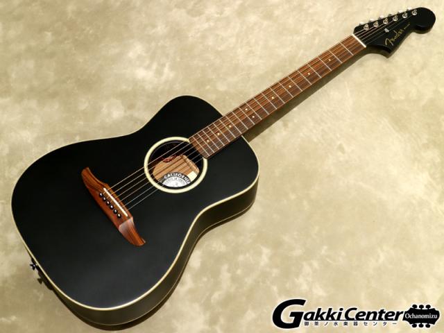 Fender Malibu Special Matte Black【シリアルNo:CGFA170679/2.0kg】【店頭在庫品】