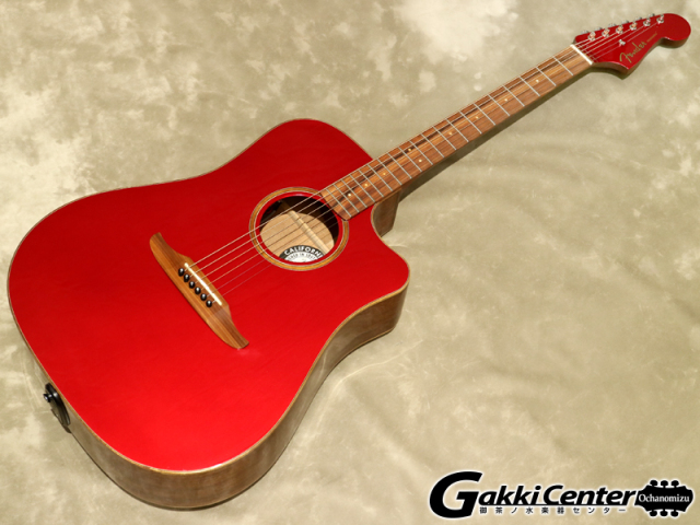 Fender Redondo Classic Hot Rod Red Metallic【シリアルNo:CGFA170121/2.3kg】【店頭在庫品】