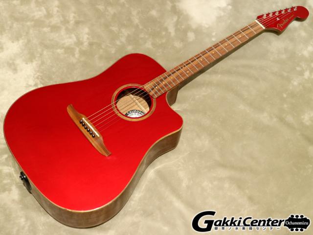 Fender Redondo Classic Hot Rod Red Metallic【シリアルNo:CGFA170711/2.3kg】【店頭在庫品】