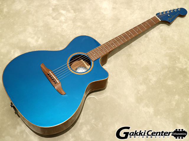 Fender Newporter Classic Cosmic Turquoise【シリアルNo:CGFA171888/2.3kg】【店頭在庫品】