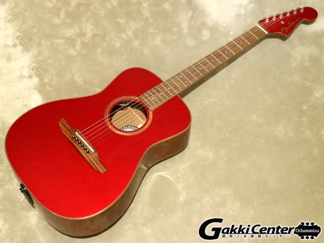 Fender Malibu Classic, Hot Rod Red Metallic【シリアルNo:CGFA171243/2.0kg】【店頭在庫品】