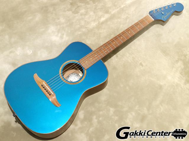 Fender Malibu Classic Cosmic Turquoise【シリアルNo:CGFA171330/1.9kg】【店頭在庫品】
