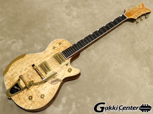 G6134T-58 BURL-KDFSR Penguin with Bigsby【シリアルNo:JT18073122/3.6kg】【店頭在庫品】