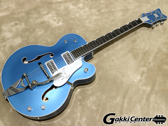【限定モデル】Gretsch G6136T-59 Limited Edition Falcon™ with Bigsby®, Lake Placid Blue 【シリアルNo:JT18125148/3.7kg】【店頭在庫品】
