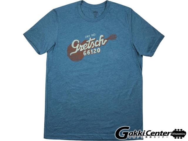Gretsch G6120 Tee Deep teal (L)