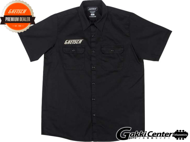 Gretsch Electromatic Workshirt  (XL)