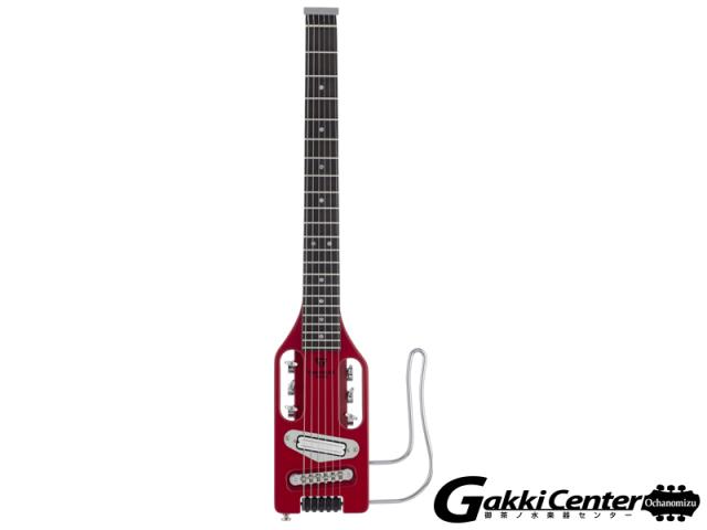 TRAVELER GUITAR Ultra Light Electric Torino Red