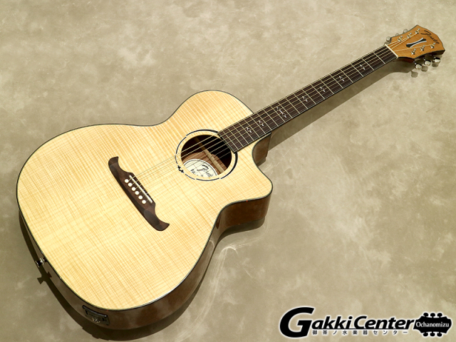 Fender FA-345CE Auditorium Natural Rosewood【シリアルNo:IWA1803230/2.1kg】【店頭在庫品】