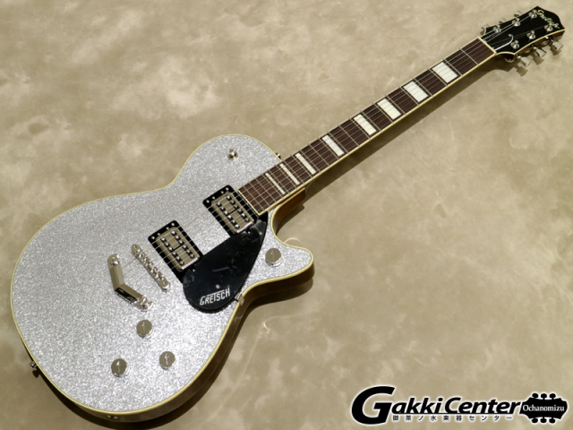 Gretsch G6229 Players Edition Jet BT with V-Stoptail SLV【シリアルNo:JT19031359/3.6kg】【店頭在庫品】