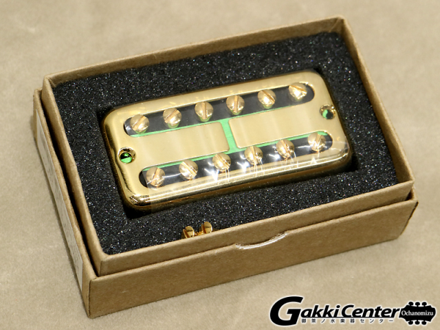 TV Jones Ray Butts Ful-Fidelity Filter'Tron - Blank Cover Bridge / Gold【店頭在庫品】
