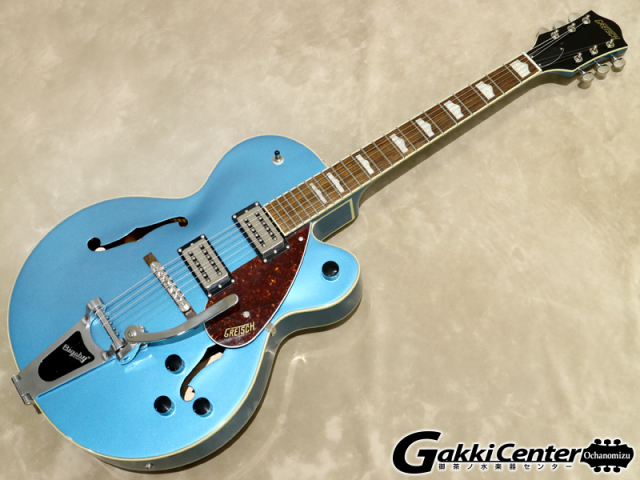 Gretsch  G2420T Streamliner Hollow Body with Bigsby, Riviera Blue 【シリアルNo:IS190200015/3.2kg】【店頭在庫品】