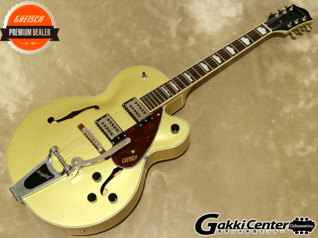 Gretsch  G2420T Streamliner Hollow Body with Bigsby, Golddust 【シリアルNo:IS190200045 /3.1kg】【店頭在庫品】