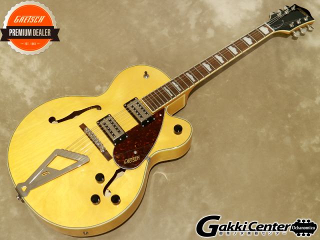 Gretsch  G2420 Streamliner Hollow Body with Chromatic II Tailpiece, Village Amber 【シリアルNo: IS190200070/3.0kg】【店頭在庫品】