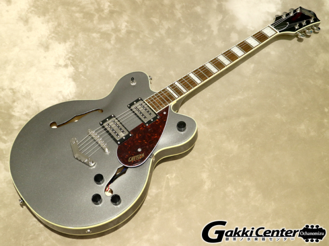 Gretsch  G2622 Streamliner Center Block with V-Stoptail, Phantom Metallic 【シリアルNo:IS190200200 /3.1kg】【店頭在庫品】