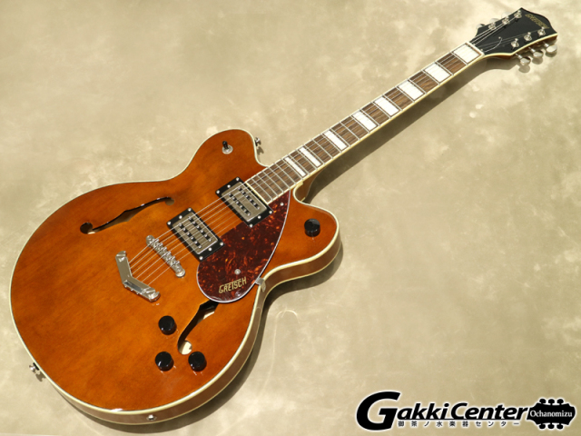 Gretsch  G2622 Streamliner Center Block with V-Stoptail, Single Barrel Stain 【シリアルNo:IS190200225/3.1kg】【店頭在庫品】