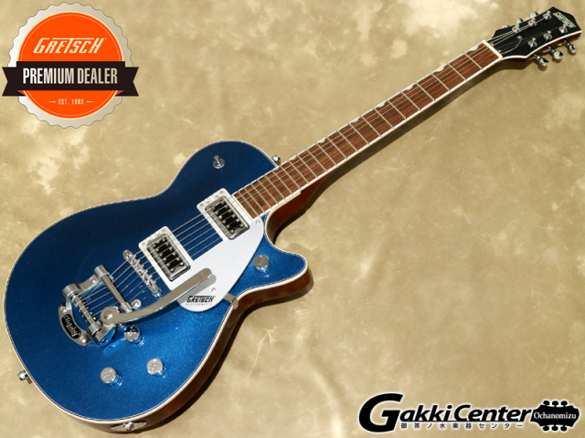 Gretsch  Electromatic G5230T Electromatic Jet FT Single-Cut with Bigsby Aleutian Blue【シリアルNo:CYG19011371/3.9kg】【店頭在庫品】