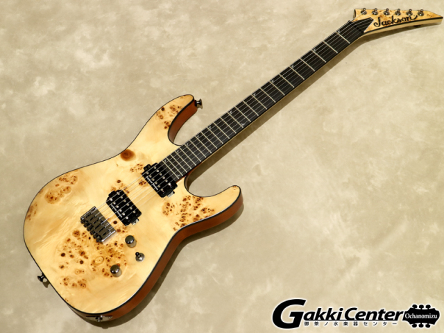 Jackson Pro Series Soloist SL2P HT MAH, Desert Sand 【シリアルNo:ISJ1900722/3.3kg】【店頭在庫品】