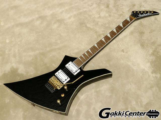 Jackson X Series Kelly™ KEX Gloss Black【シリアルNo:ICJ1961807/3.5kg】【店頭在庫品】