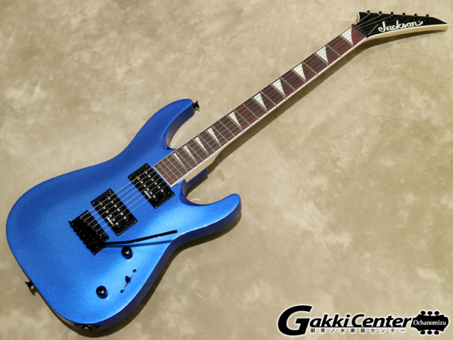 Jackson JS Series JS22 DKA Dinky Arch Top (Metallic Blue)  【シリアルNo:CWJ1833995/3.2kg】【店頭在庫品】