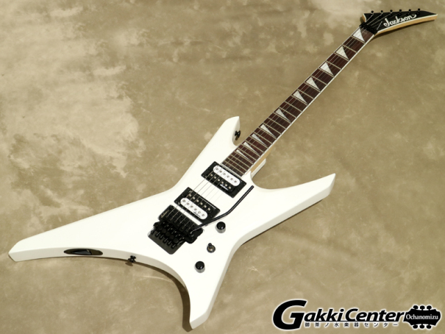 Jackson JS Series JS32 Warrior (Snow White) 【シリアルNo: CWJ1833342/3.3 kg】【店頭在庫品】