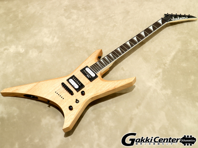 Jackson JS Series JS32T Warrior (Natural Oil) 【シリアルNo: CWJ1837590/2.7 kg】【店頭在庫品】