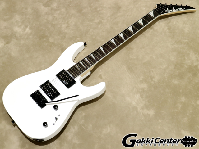 Jackson JS Series JS22 DKA Dinky Arch Top (Snow White)  【シリアルNo: CWJ1900544/ 3.4kg】【店頭在庫品】