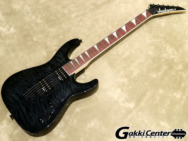 Jackson JS Series JS32TQ DKA Dinky Arch Top (Transparent Black)  【シリアルNo:CWJ1839993 /2.8 kg】【店頭在庫品】
