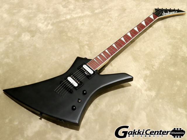 Jackson JS Series JS32T Kelly (Satin Black)  【シリアルNo:CWJ1836885 /3.4 kg】【店頭在庫品】
