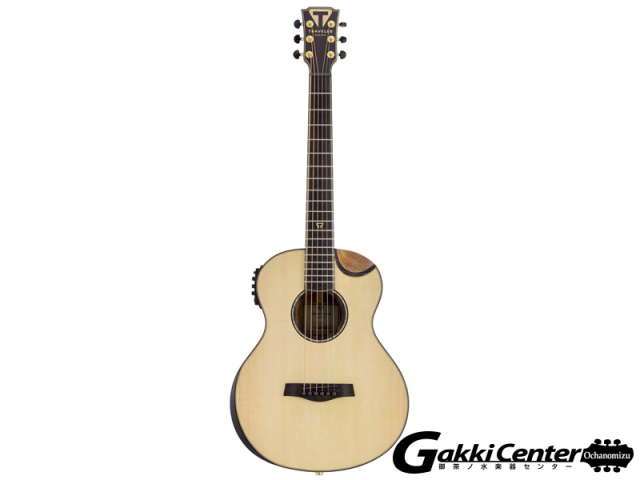 TRAVELER GUITAR CL-3E, Spruce Top