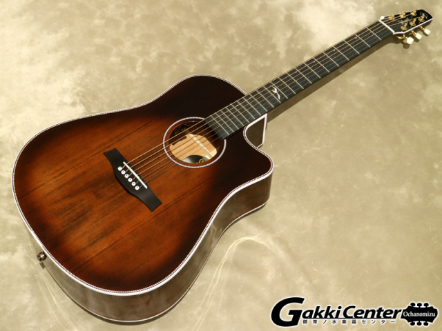Seagull Artist Series Artist Peppino Signature CW Bourbon Burst 【シリアルNo:047178000048/2.2kg】【店頭在庫品】