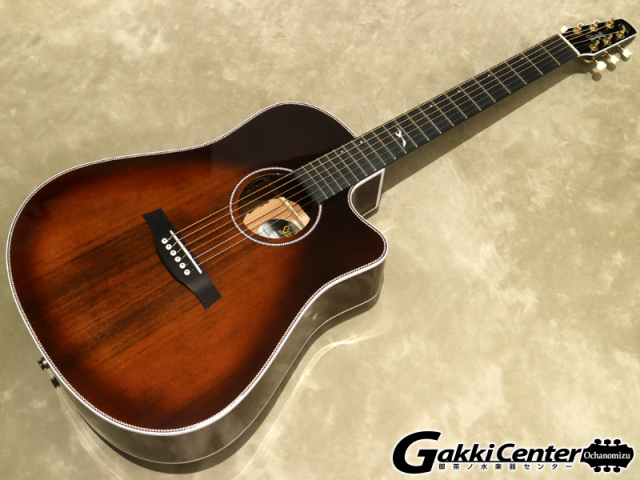 【アウトレット】Seagull Artist Series Artist Peppino Signature CW Bourbon Burst 【シリアルNo:047178000046/2.2kg】【店頭在庫品】