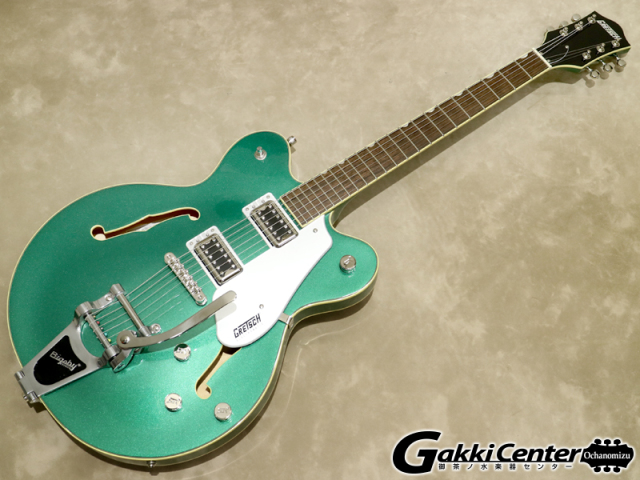 Gretsch G5622T Electromatic® Center Block Double-Cut with Bigsby®Georgia Green【シリアルNo:CYGC19090822/3.5kg】【店頭在庫品】