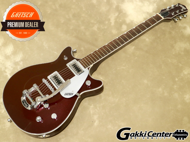 Gretsch G5232T Electromatic® Double Jet™ FT with Bigsby® Dark Cherry Metallic【シリアルNo:CYG19100987/3.7kg】【店頭在庫品】