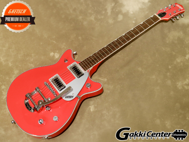 Gretsch  G5232T Electromatic® Double Jet™ FT with Bigsby® Tahiti Red【シリアルNo:CYG19101156/3.7kg】【店頭在庫品】