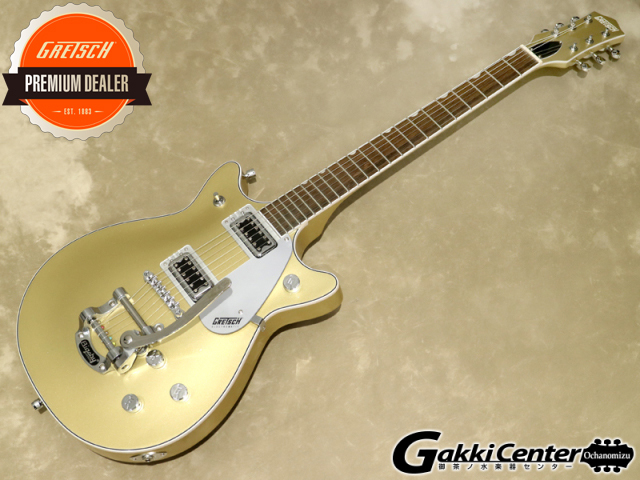 Gretsch G5232T Electromatic® Double Jet™ FT with Bigsby® Casino Gold【シリアルNo:CYG19100792/3.9kg】【店頭在庫品】