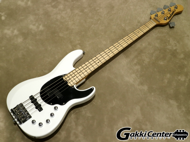 Jackson X Series Signature David Ellefson Concert™ Bass CBXM V Snow White【シリアルNo:ICJ1900349/4.2kg】【店頭在庫品】