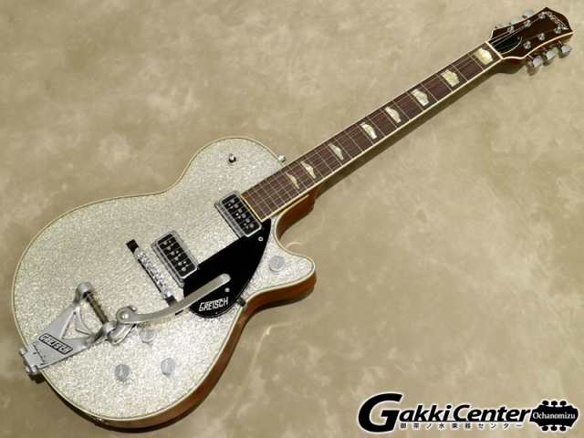 【Made in U.S.A Custom Shop】Gretsch G6129CS SPARKLE JET RELIC Built by Stephen Stern【シリアルNo:UC19061806/3.6kg】【店頭在庫品】