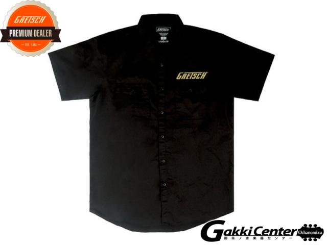Gretsch Professional Collection Workshirt, Black, Medium