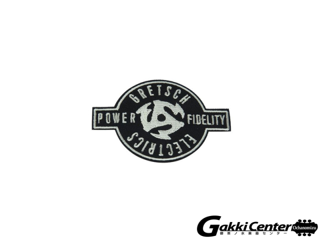 Gretsch Power & Fidelity 45RPM Patch