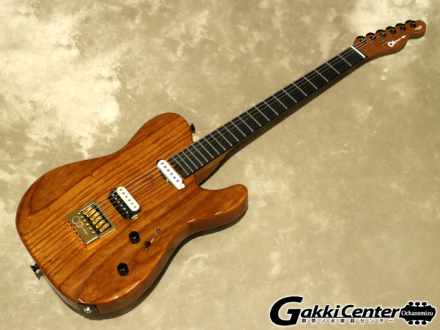Charvel USA Custom Shop SAN DIMAS STYLE 2 HS Evertune Cooked Ash【シリアルNo:C11290/3.9kg】【店頭在庫品】