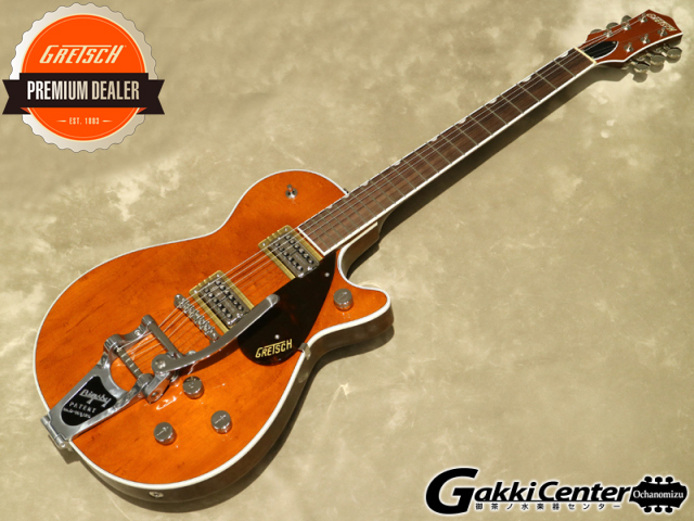 Gretsch G6128T Players Edition Jet FT with Bigsby Roundup Orange【シリアルNo:JT20041709/3.5kg】【店頭在庫品】