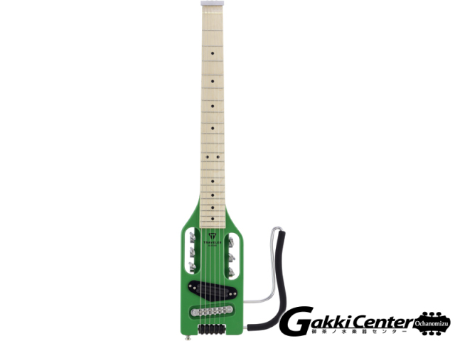 Traveler Guitar Ultra-Light Electric, Slime Green