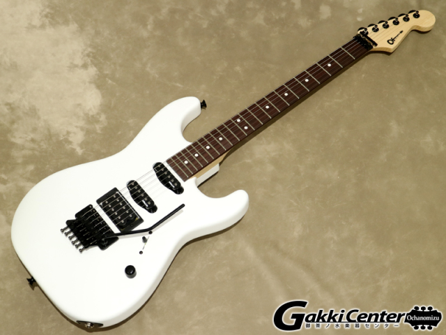 Charvel USA SELECT SAN DIMAS® STYLE 1 HSS FR SNOW BLIND SATIN【シリアルNo:C11272/3.6kg】【店頭在庫品】