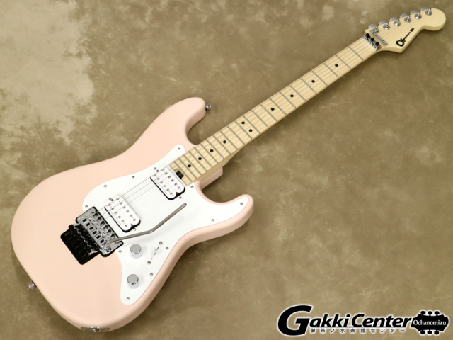 Charvel Pro-Mod So-Cal Style 1 HH FR M Satin Shell Pink【シリアルNo:MC193442/3.7kg】【店頭在庫品】