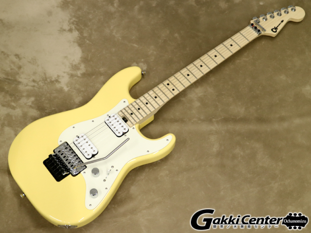 Charvel Pro-Mod So-Cal Style 1 HH FR M Vintage White【シリアルNo:MC193319/3.9kg】【店頭在庫品】