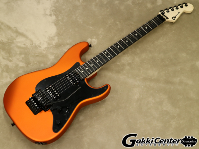 Charvel Pro-Mod So-Cal Style 1 HH FR E Satin Orange Blaze【シリアルNo:MC193525/3.7kg】【店頭在庫品】