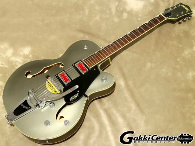 "【アウトレット】Gretsch G5410T Electromatic ""Rat Rod"" Hollow Body Single-Cut with Bigsby, Matte Phantom Metallic【シリアルNo:KS20033051/3.2kg】【店頭在庫品】"