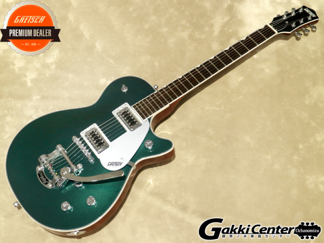 Gretsch  G5230T Electromatic Jet FT Single-Cut with Bigsby, Cadillac Green【シリアルNo:CYG20030634/4.0kg】【店頭在庫品】