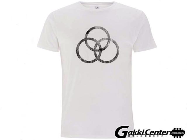 PROMUCO John Bonham T-Shirt WORN SYMBOL - White(Lサイズ)