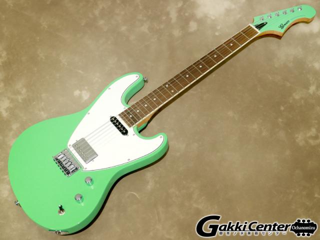 Greco BGW22 SH, Light Green 【シリアルNo:WG190133/3.3kg】 【店頭在庫品】